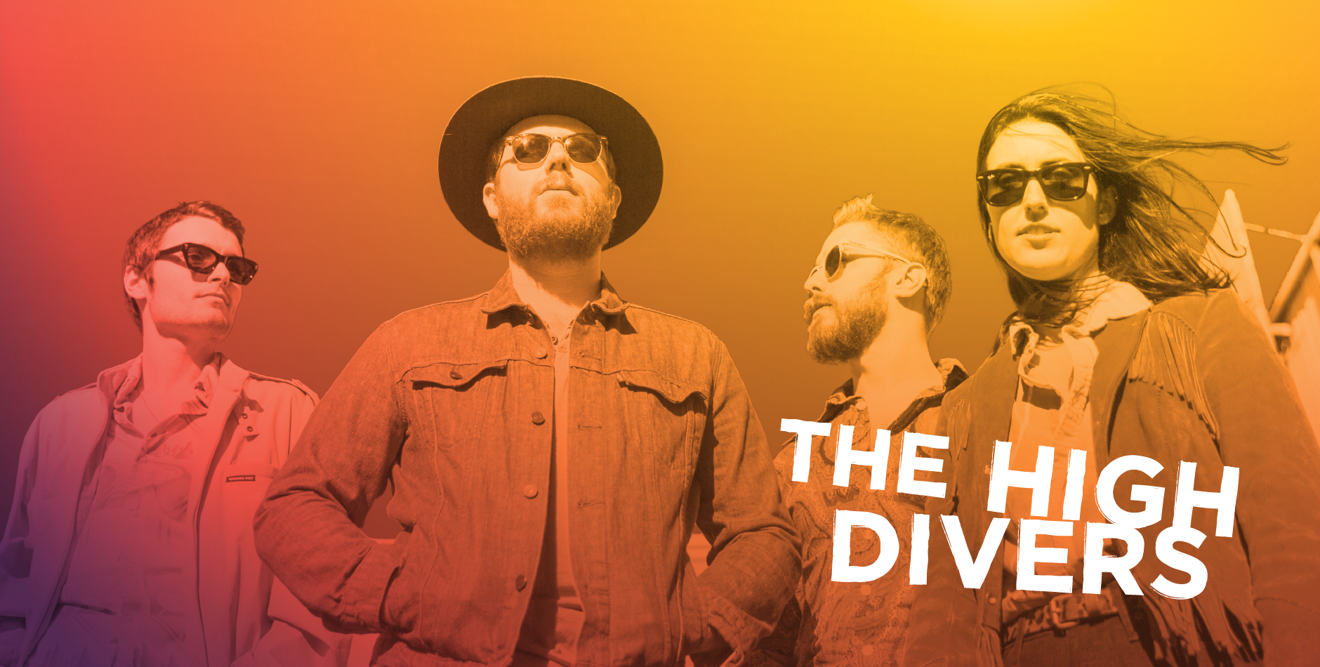 The High Divers band picture